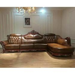 合肥真皮沙发_合肥金大宝床具沙发_小型真皮沙发批发