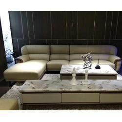 真皮沙发定制,合肥金大宝床具厂家,安徽真皮沙发图片