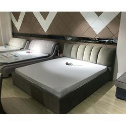 合肥金大宝床具沙发(图)、哪家的布艺床好、安徽布艺床图片