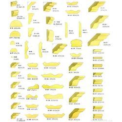 实木线条和石膏线条-南马航帆木线(在线咨询)实木线条图片