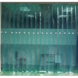 定制家用超透明塑料软门帘 防寒防风门帘 棉门帘安装图片