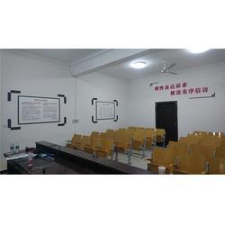 启成一对一服务-服装店文化墙-东莞沙田文化墙图片