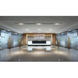 启成广告精准服务,企业形象墙安装,东莞东城企业形象墙图片