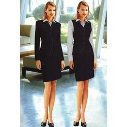 昆明呈贡区职业装定做 多少钱 职业装定做  丽雅服饰
