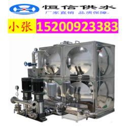 小区生活用水二次加压设备成套智能无负压给水泵组变频恒压供水图片