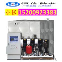 无负压供水设备叠压二次供水设备低区生活给水系统泵组图片