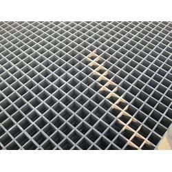 地沟盖板玻璃格栅厂家|地沟盖板玻璃格栅|河北瑞邦(查看)图片
