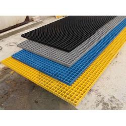 河北瑞邦、巴音郭楞玻璃钢格栅盖板、玻璃钢格栅盖板加工图片