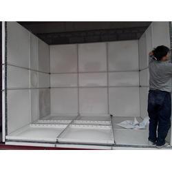 玻璃钢储水箱、玻璃钢储水箱现货、河北瑞邦图片
