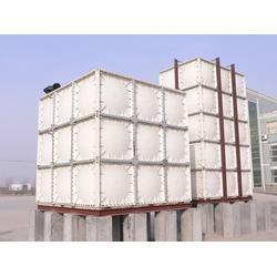 丹东玻璃钢水箱_河北瑞邦_玻璃钢水箱加工图片