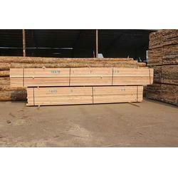 辰丰木材加工厂(图)|辐射松建筑方木售价|辐射松建筑方木图片