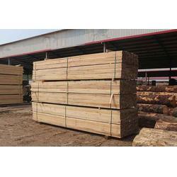 铁杉建筑方木厂家电话_铁杉建筑方木_辰丰木材加工厂定做图片