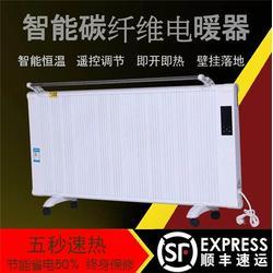 碳纤维电地暖、博蕴电器设备(在线咨询)、碳纤维电暖器图片