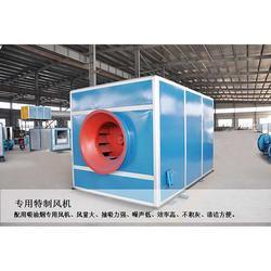 合肥油烟净化器设备-安徽国茂-餐饮油烟净化器设备图片