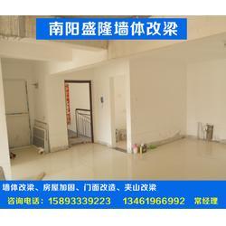 门面改造费用-盛隆门面改造公司-郑州门面改造图片