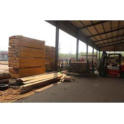 辐射松建筑木方-日照辰丰木材加工-供应辐射松建筑木方图片