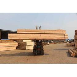 辐射松建筑方木多少钱一方-辰丰木材图片