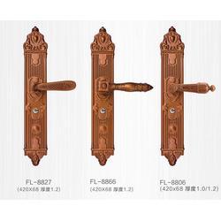 防盗门拉手价-步先锁业品质可靠-防盗门拉手图片