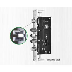 不锈钢锁体-不锈钢锁体-步先锁业安全耐用图片