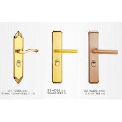 铸铝门拉手|拉手|步先锁业品质可靠(查看)图片