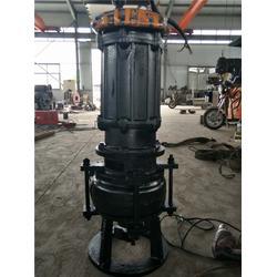 辽阳潜水渣浆泵、潜水渣浆泵厂家、鸿达泵业图片