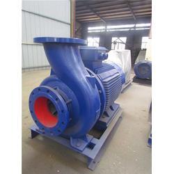 内丘管道泵_鸿达泵业(在线咨询)_管道泵参数图片