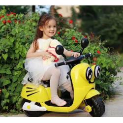 抚州儿童电动摩托车,上梅工贸厂家直销儿童电动摩托车哪个牌子好图片