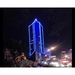夜景亮化工程设计-太原亮化工程-振生亮化公司(查看)图片