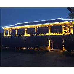 山西照明亮化工程-承接道路照明亮化工程-振生装饰图片