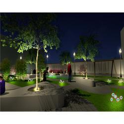 振生亮化工程设计 夜景亮化工程设计-太原亮化工程图片