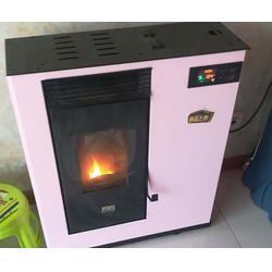 真火颗粒采暖炉 生物质颗粒壁炉 兴鼓机械资质齐全(查看)图片