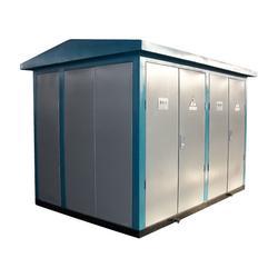智能環保型非金屬、不銹鋼箱變 智能型一體化戶外預裝式變電站 小區箱變圖片