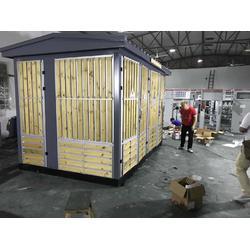 廠家定制 貼木條景觀箱變 箱式變壓器 室外箱變 歐式箱變圖片