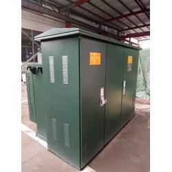 正昂供應 ZGS口-12型組合式箱式變電站 美式箱變 廠家直銷圖片