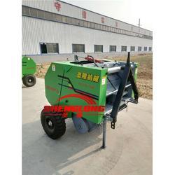 厂家生产 小麦秸秆捡拾打捆机图片