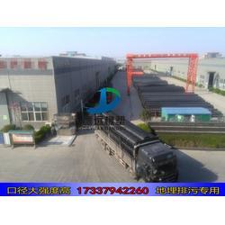 DN400壁厚4点5mm钢带波纹管生产厂家   钢带波纹管厂家图片