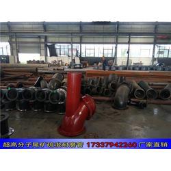 钢衬超高分子聚乙烯管道生产厂家图片