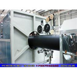 厂家供应聚乙烯给水管pe管图片