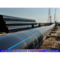 新安县110 63 25HDPE给水管厂家图片