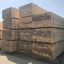 辐射松建筑方木、恒顺达木业有限公司、辐射松建筑方木图片