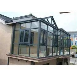 长治铝包钢阳光房、山西奇锦阳光房、铝包钢阳光房装修图片