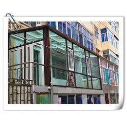 晋中玻璃顶阳光房、玻璃顶阳光房安装厂家、奇锦阳光房图片