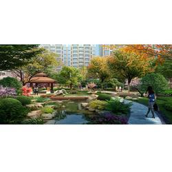 安徽天伦市政(图)_道路景观绿化工程施工_景观绿化工程图片