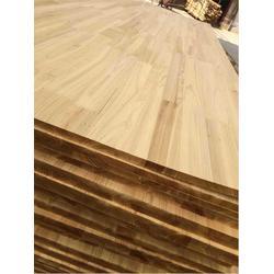 松木集成板 松木烘干集成板 明牌木业