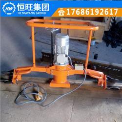 钢轨打磨   FMG-2.2型电动钢轨仿形打磨机恒旺厂家直销图片