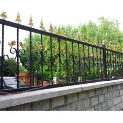 阳泉铁艺围栏,达美铁艺,欧式铁艺围栏图片