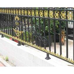 太原铸铁围栏加工厂-山西达美铁艺护栏-太原铸铁围栏图片
