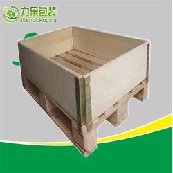 汽车围板箱-定陶围板箱-力乐包装(查看)图片