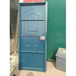 地下室门、储藏间门、地下室简易铁皮门图片