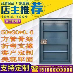 防盗铁皮门、储藏间铁皮门、厂家生产定制